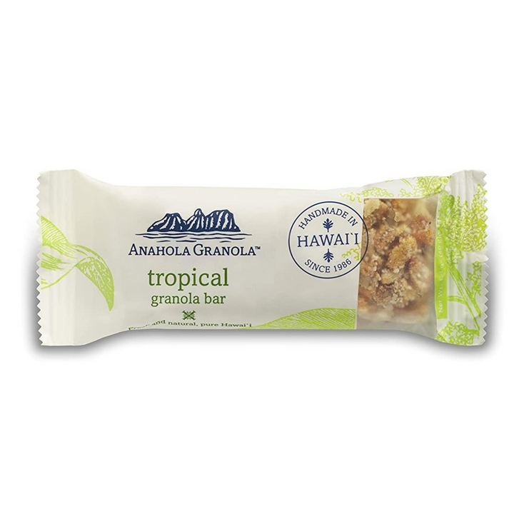 Granola Bar: Tropical