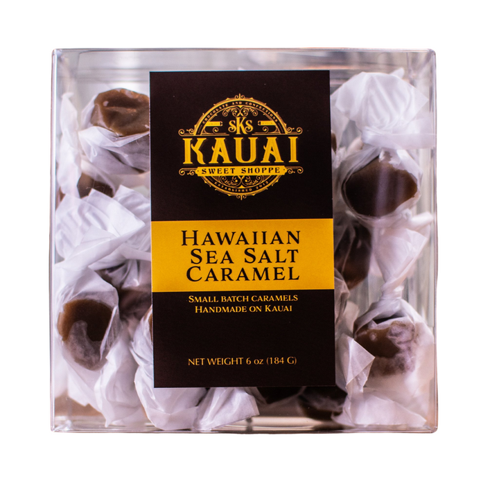 Hawaiian Sea Salt Caramel 6oz