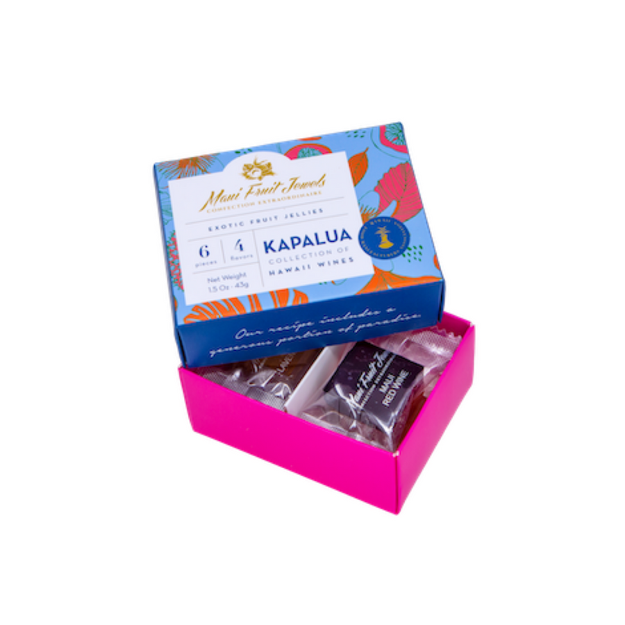 Hawaii Fruit Jellies - Kapalua Collection