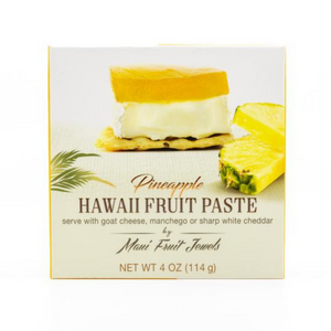 Pineapple Fruit Paste