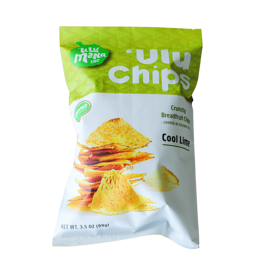 Ulu Chips Cool Lime