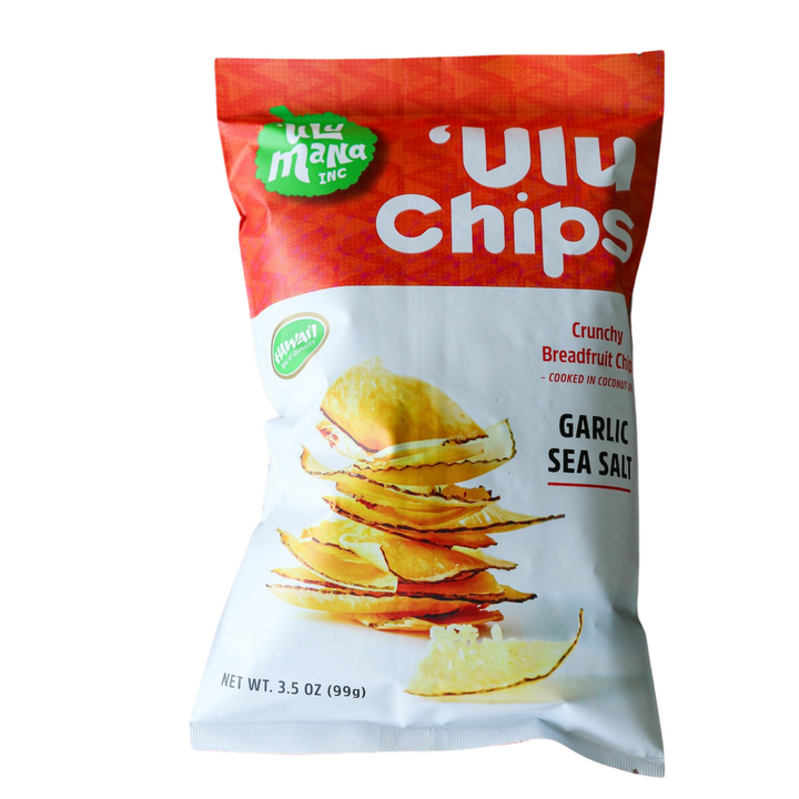 Ulu Chips Garlic