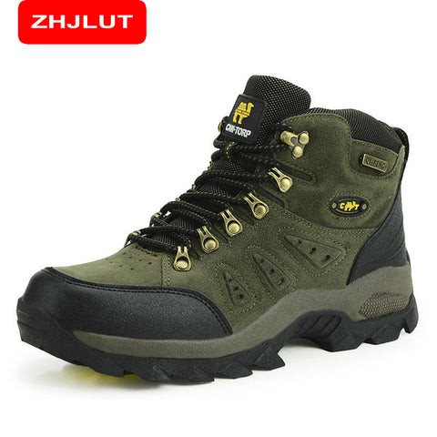 Breathable Waterproof Mountain Climbing Boot