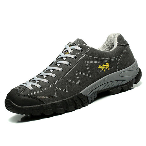 Men Hiking Shoes - Outdoor Sporting Goods