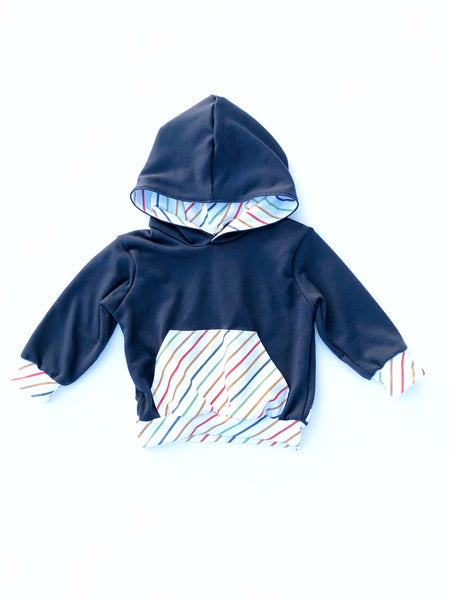 Candy Cane Stripe Hoodie