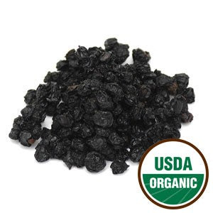 Organic Elderberries 4oz