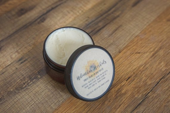 Arnica Infused Magnesium Body Butter