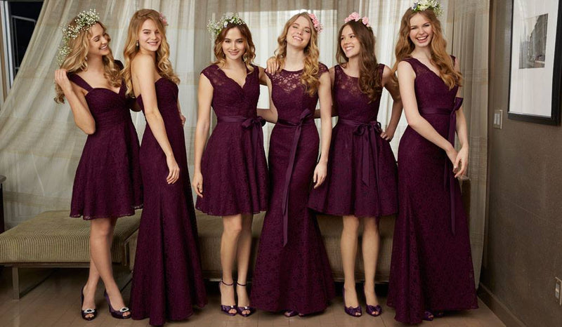 Say Yes to the {Bridesmaid} Dress