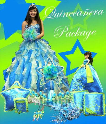 quinceanera package