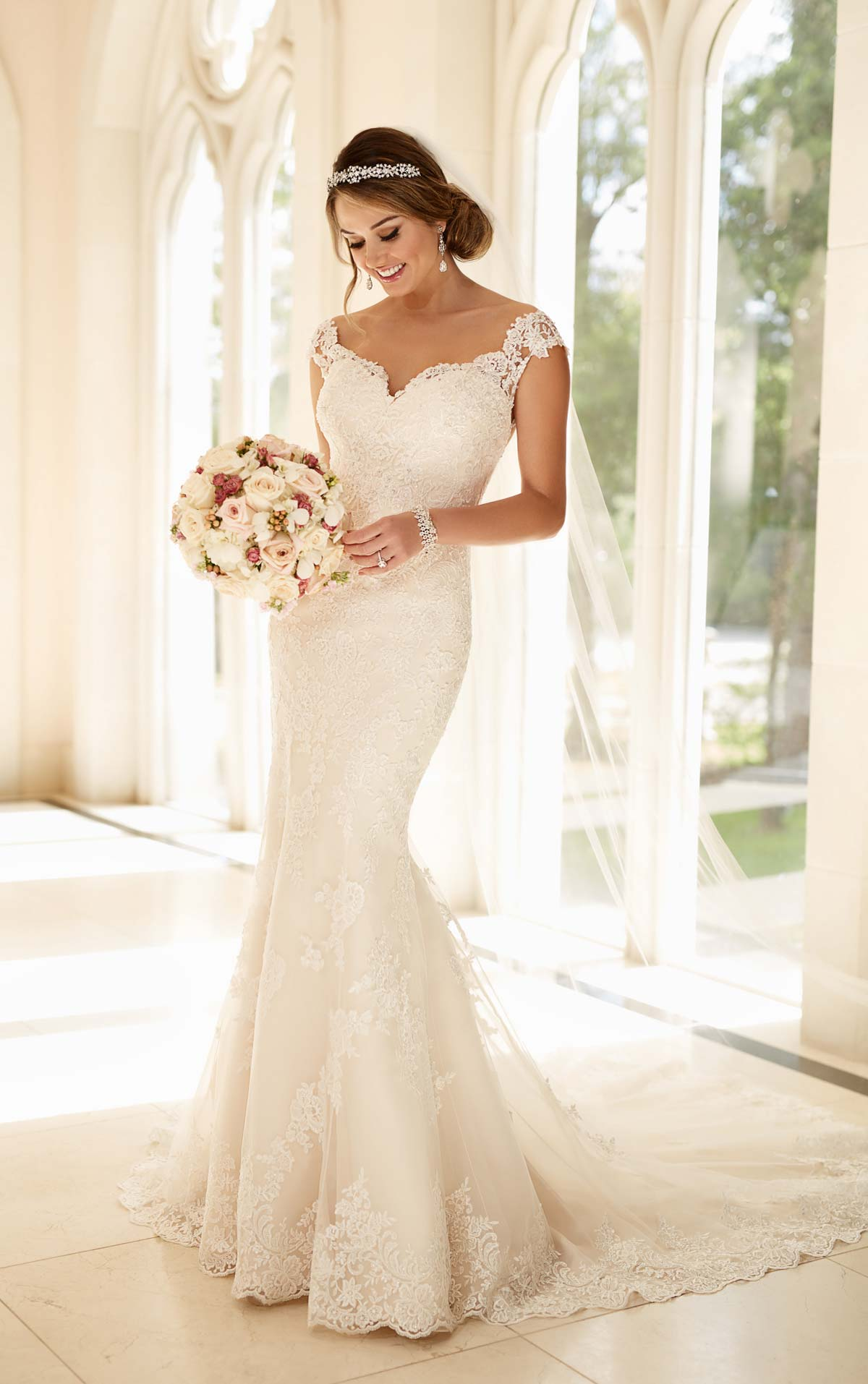 Lace Wedding Gowns – Rina\'s Bridal Boutique