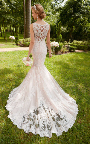 Vintage wedding gowns rinas bridal boutique from timeless old hollywood glam to 1920s inspired head to toe beading vintage wedding dresses are made new for the modern bride while remaining true to junglespirit Choice Image