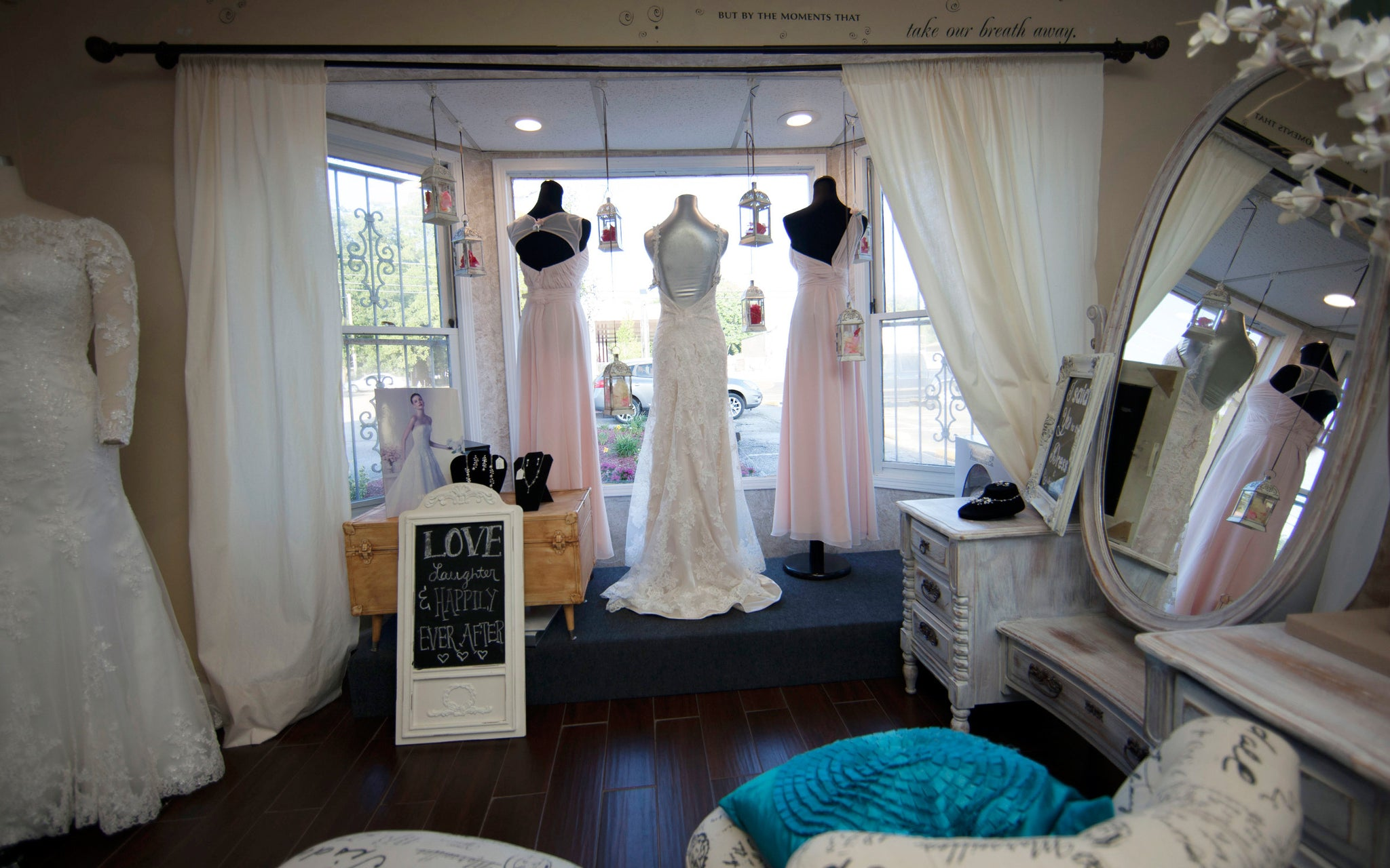 Bridal boutique and special occasion store our store junglespirit Images