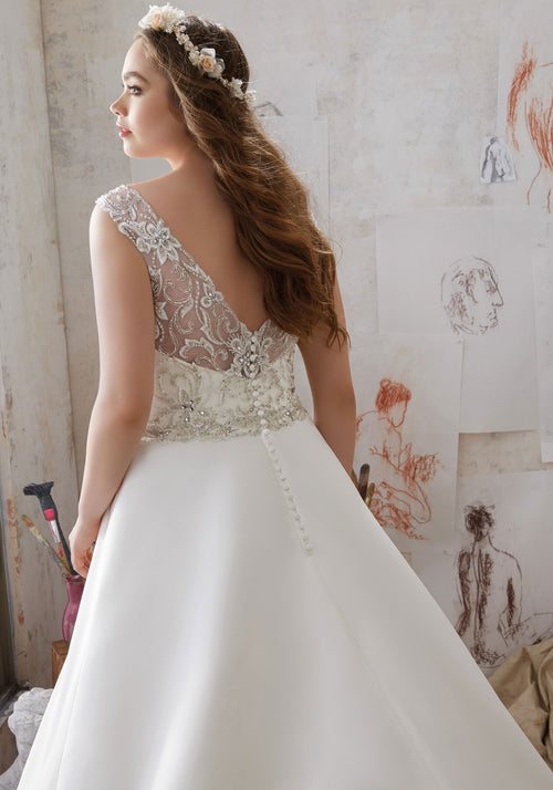 2100 Merida Wedding Dress