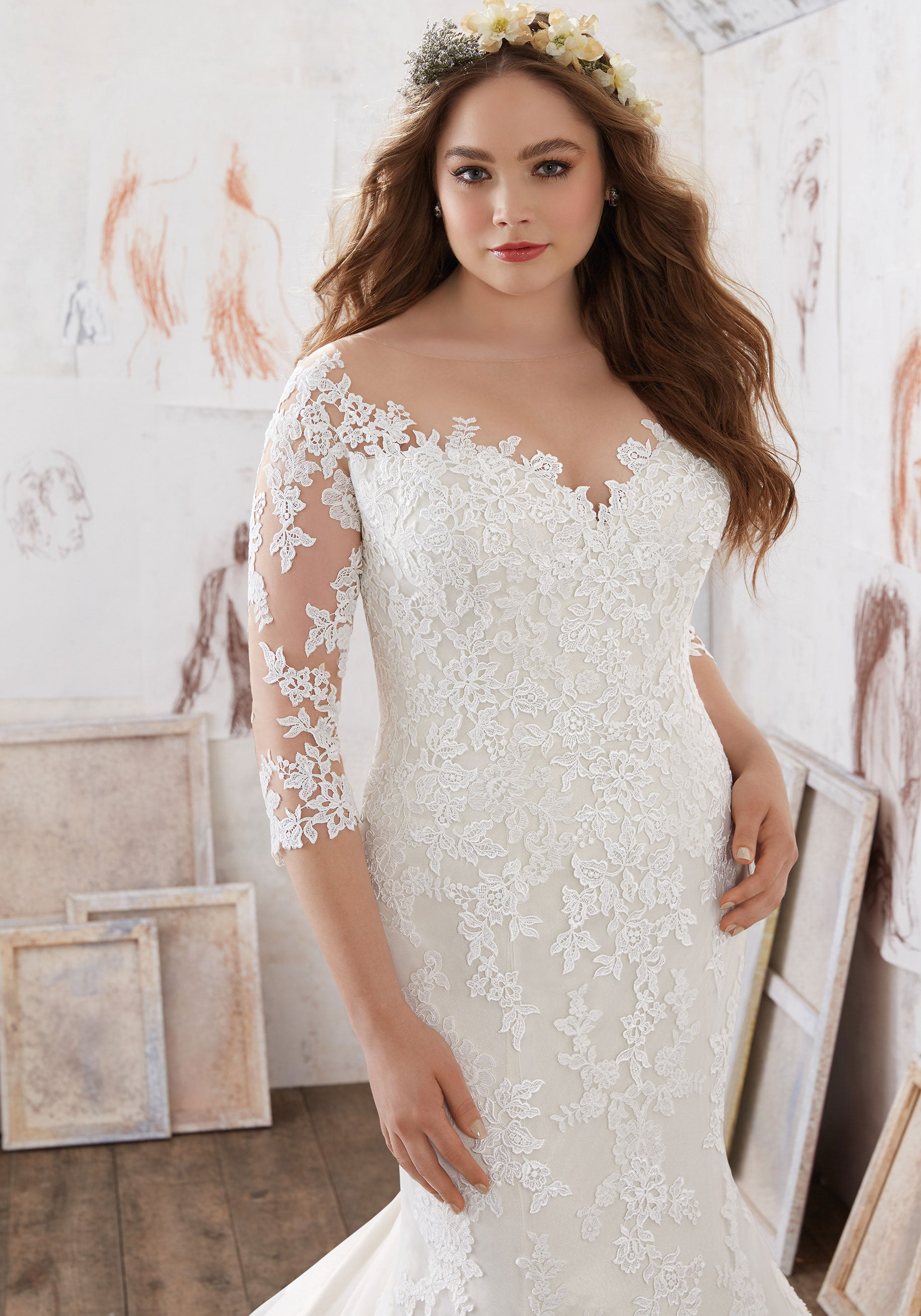 2101 Mia Wedding Dress