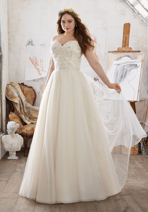 2102 Micaela Wedding Dress