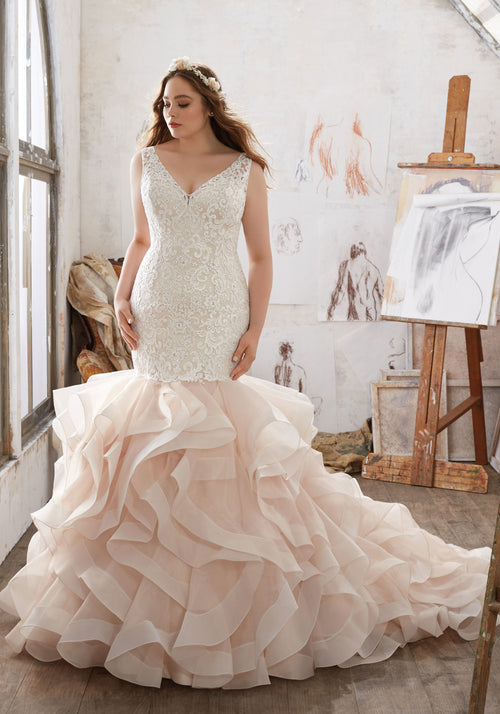 2105 Mildred Wedding Dress