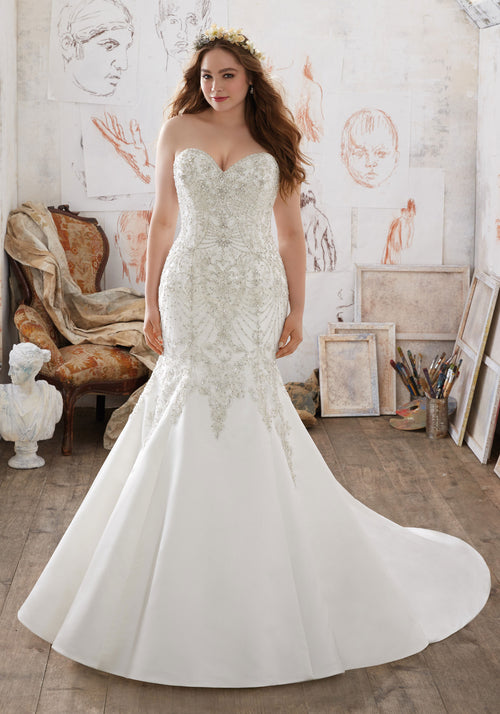2107 Mischa Wedding Dress