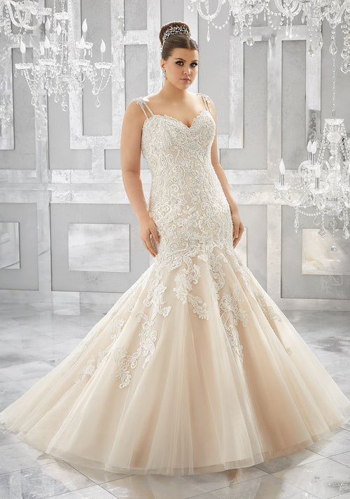 2110 Musetta Wedding Dress