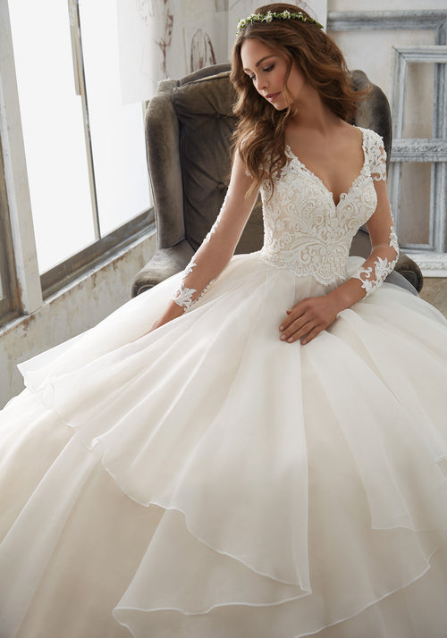 4406 Maya Wedding Dress