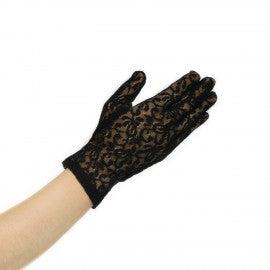 6015A stretchy lace gloves