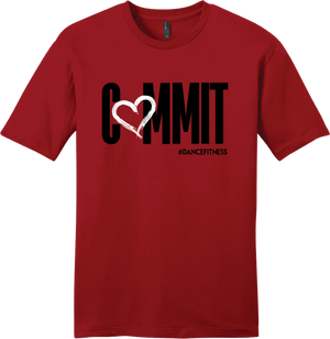 American Heart Association COMMIT Red Tee