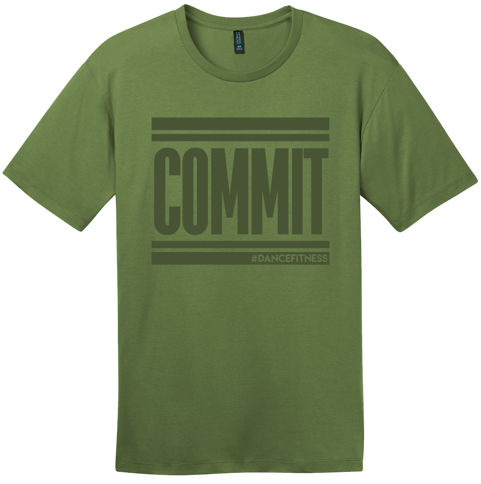 Fresh Fatigue COMMIT Tee