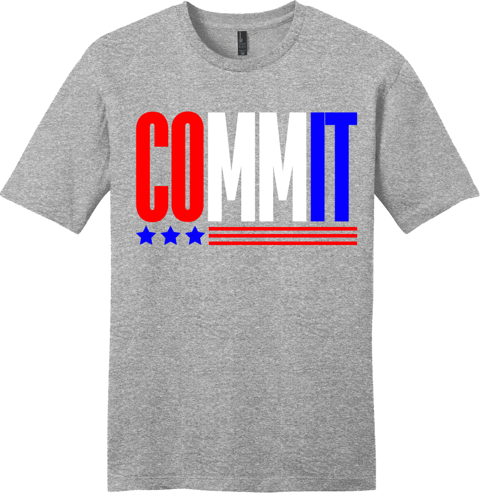 COMMIT Patriot Tee
