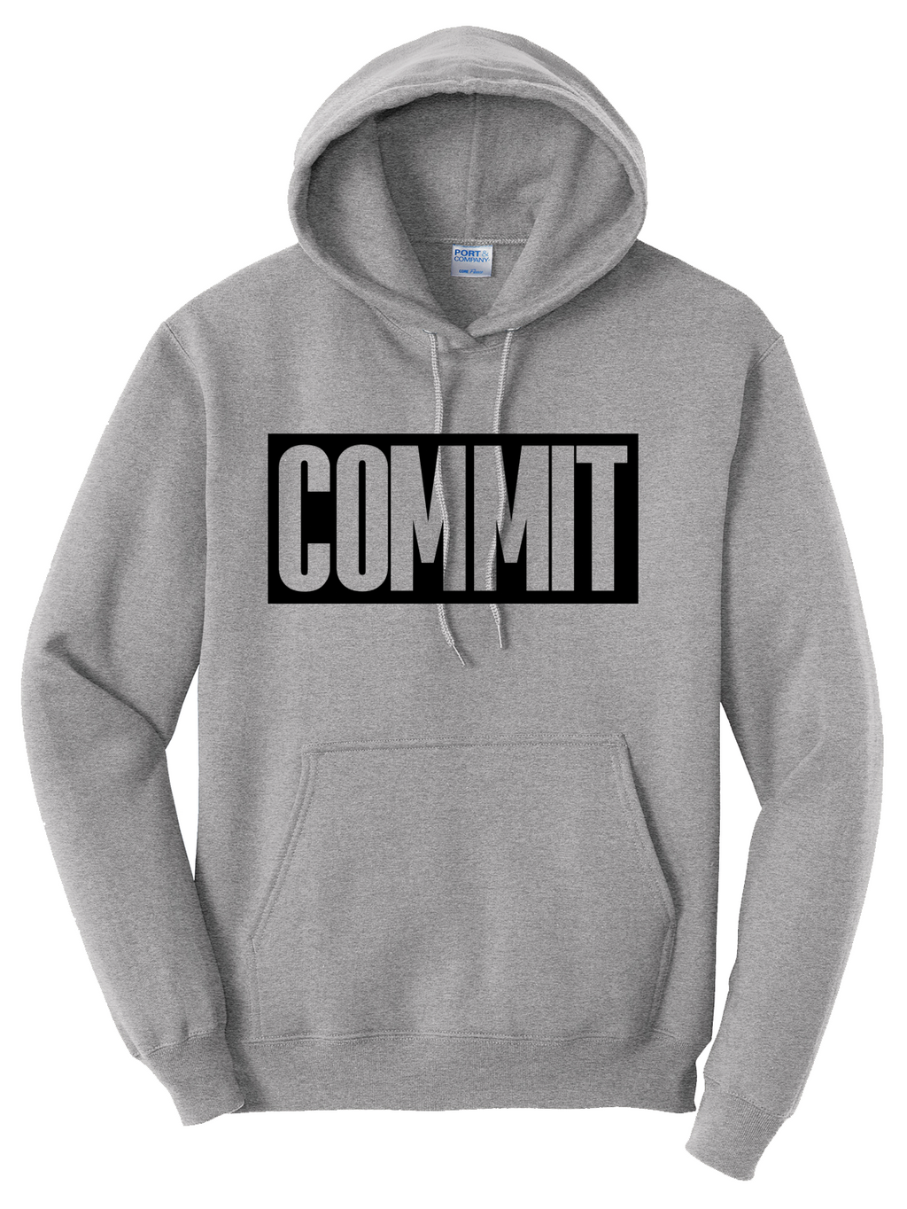 COMMIT Black Label Hoodie