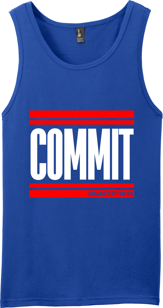 4th of July COMMIT Tank