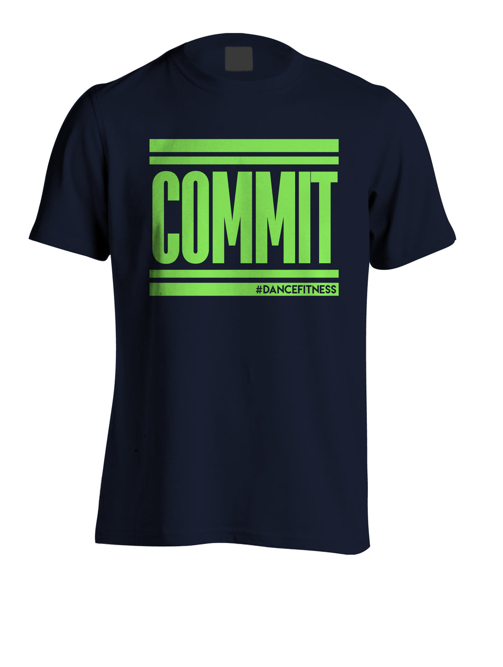 12th Man COMMIT Tee