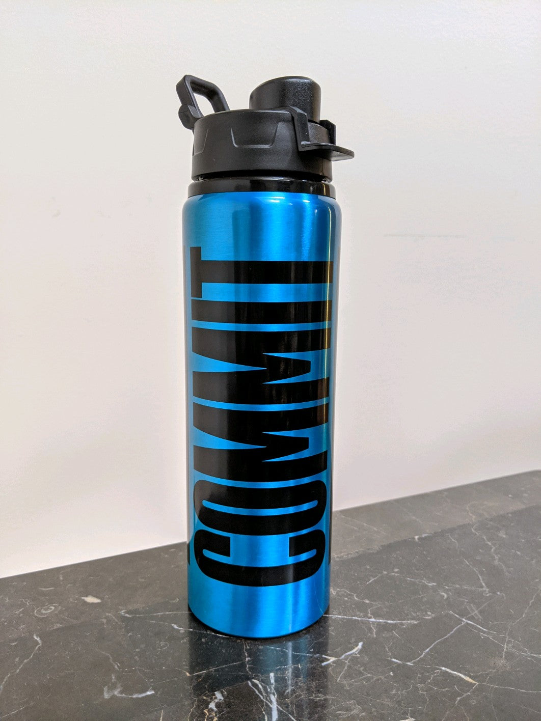 COMMIT H2Go Aluminum Bottle