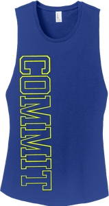 Women's Varsity COMMIT Tank