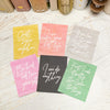 Planner Babe Quote Cards