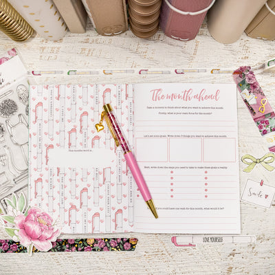 Planner Babe Printable Inserts