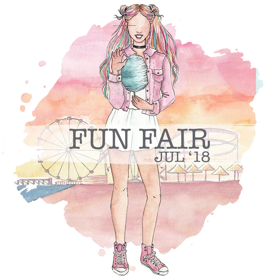 Fun Fair - Past Kit </br> (July 2018)