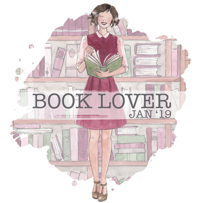 Book Lover - Past Kit </br> (Jan 2019)