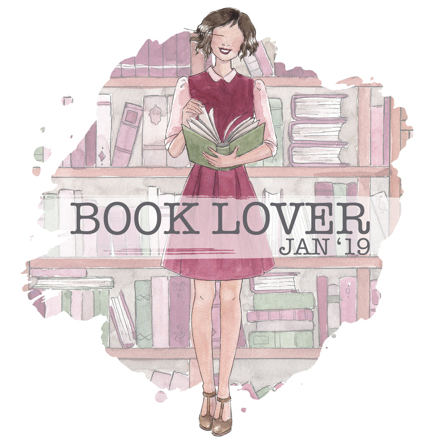 Book Lover - Past Kit </br> (Jan 2018)