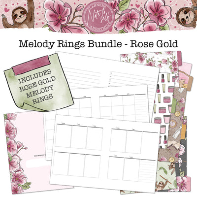 Note to Self Melody Rings Bundle