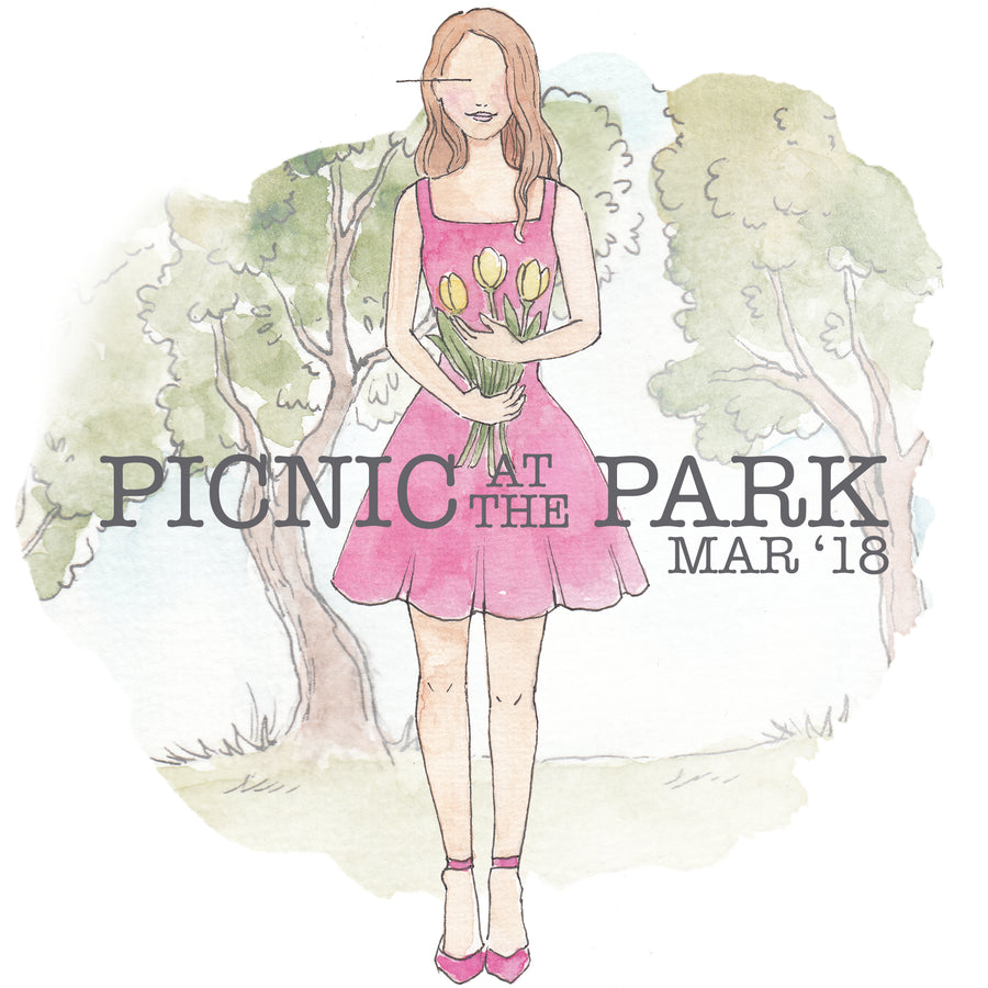 Picnic at the Park - Past Kit </br> (March 2018)