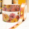 Pretty Posy 9mm Washi Tape