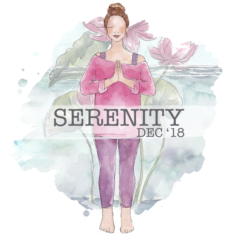Serenity - Past Kit </br> (Dec 2018)