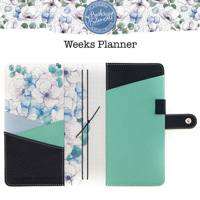 Books and Botanicals Weeks Planner
