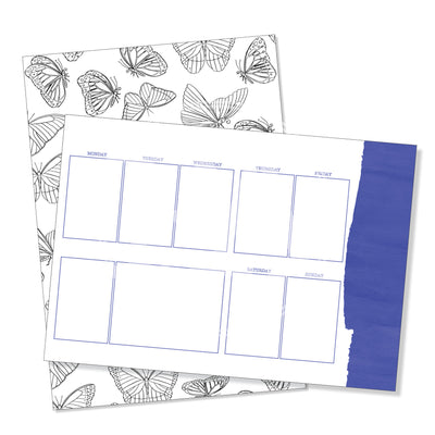 Butterfly Skies - Printable Inserts - Kit