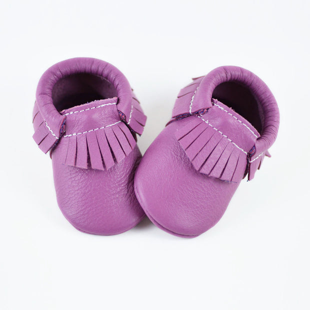 RTS Jolly Berry Moccasins