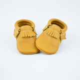 Mustard Moccasins - Choose a Style!