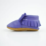 Wicked Purple Bow Moccs
