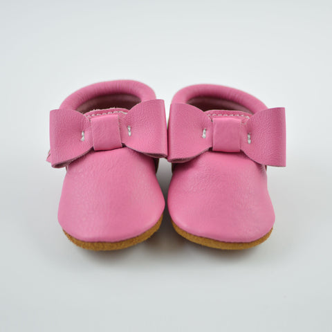 Barbie Bow Moccs