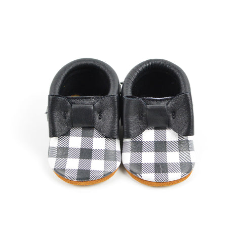 Monochrome Plaid - Sizes 4-7 - Choose a style!