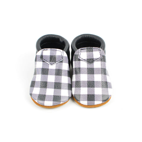 Monochrome Plaid Lokicks