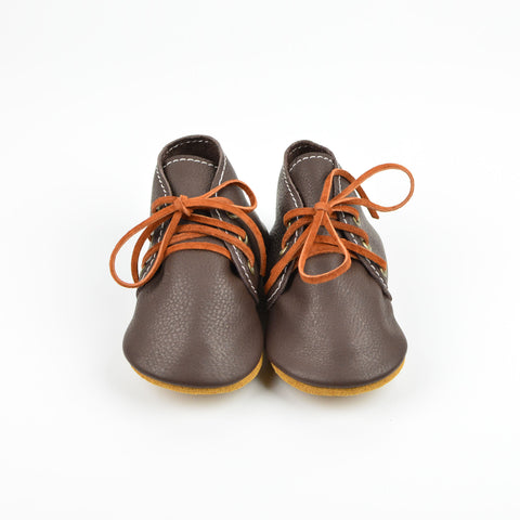 Dark Brown - Sizes 4 & 5 - Choose a Style!